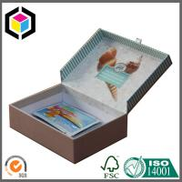 China Eco-friendly White Paper Gift Box with Lid for Jewelry; Custom Design Gift Box on sale