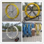 4mm-16mm diameter fiberglass duct rodder,quality duct rodder Manufactures