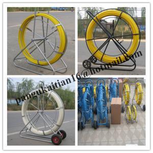 Fiberglass duct rodder,duct rodder,Duct rod,Fiberglass push pull Manufactures