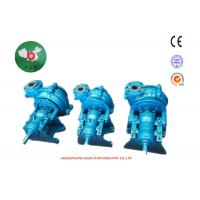 China AH Rubber Lined Slurry Pumps , Metal Liners Diesel Driven Water Pumps 4/3C-AH on sale
