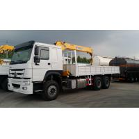 China XCMG SQ10SK3Q 14m Construction Telescopic Boom Truck 10 Ton 10 Wheels on sale