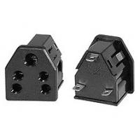 Buy cheap Universal Grounded India Type D Travel Power Plug Adapter Electrical Sockets 6A from wholesalers