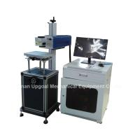 Quality Wood Leather Non-metal Materials Co2 RF Laser Marking Machine for sale