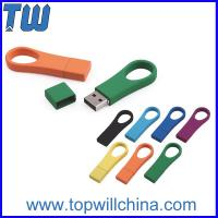 China Key Ring Portable Pen Drives 8GB Storage Memory on sale