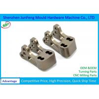 Precision CNC Machine Part  for Aerospace / Defense / Commercial and Medical Manufactures