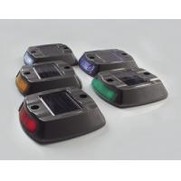 High quality with super bright led Traffic Security LED Solar Aluminum Road Stud Manufactures