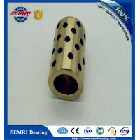 Oilless Copper Bearing Bush with Graphite Copper Bearing