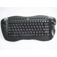 Wireless Multimedia Keyboard with Optical Trackball Manufactures