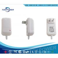 24W Wall Mount White Power Adapter Manufactures