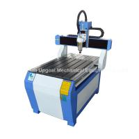 Quality Small CNC Engraving Cutting Machine for MDF Acrylic Double Color Board for sale