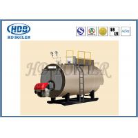 China Industrial Power Steam Hot Water Boiler Multi Fuel Horizontal Fully Automatic on sale
