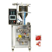 Electric Vertical Honey Filling Machine With PLC And Touch Screen Control Manufactures