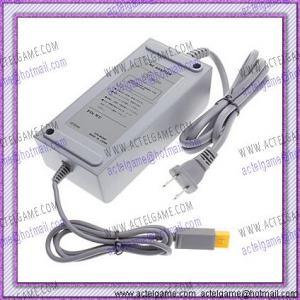 Wii U Console Power Adapter Wii U Game Pad Adapter Wiiu game accessory Manufactures