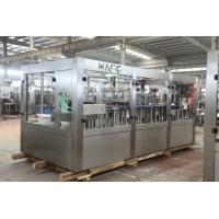 24000BPH Flavor Water Bottling Equipment , Bottled Water Production Line Manufactures