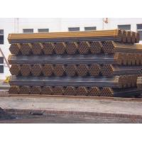 08Yu, 08Al oiled / black color / galvanized round, Square Welded Steel Pipes / Pipe Manufactures