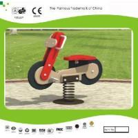 Children Indoor Outdoor Playground Equipment Seesaws and Animal Ride Toys Manufactures