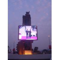 DIP 346 P12 Outdoor LED Display Billboard Electronic Signs V60 / H120 , 6944 Dots/Sqm Manufactures