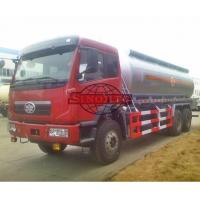 15 - 20 Tons Fuel Oil Delivery Truck, FAW J5P Cabin Fuel Delivery Truck Manufactures