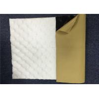 Glue Adhesive Noise Absorbing Fabric Black Butyl For Heat Insulating Materials Manufactures