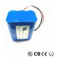 4000mAh Led Light Rechargeable Li Ion Battery 11.1V 12V  Easy Installable Manufactures