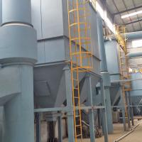 China Green Sand Process Production Line Sand Plant In Foundry 1 Year Warranty on sale