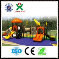 China Factory Price Outdoor Playground Equipment For Kids  QX-004A Manufactures