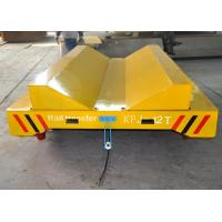 China Building shops heavy duty coil handling trolley system on rails on sale