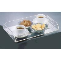 acrylic service tray,restaurant tray,food service tray,Universal Serving Tray,acrylic pastry tray Manufactures