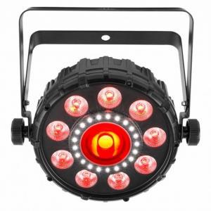 Mini 10W RGBUV LED Effect COB Strobe Par Light  Auto Sound Active   W-100H Manufactures