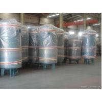Portable air compressor tank for LNG cryogenic transport  , capacity 300L~ 8000L Manufactures