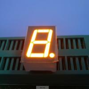 Quality 14.2mm Single Digit 7 Segment Led Display For Digital Indicator for sale