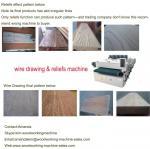 wood wire brush machine Manufactures