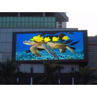 China Outdoor Led Billboard Advertising Screen Displays for Schools or Shops and Malls P20 on sale