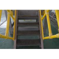 China Fire Retardant Fiberglass Pultruded FRP Grating For Highway Fence on sale