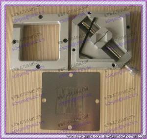 PS4 BGA Stencil CXD90026G 0.6MM BGA Reballing Station 80mm PS4 repair parts Manufactures