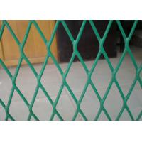 Spraying Coating Expanded Metal Mesh 1.5mm Thickness Plate Punching Weaving Manufactures