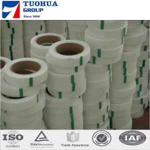 China alkali resistant adhesive fiberglass plaster mesh tape for sale on sale