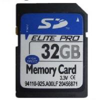 China SDHC Card SD Cards SD Memory Card Class10 32GB Storage Card for Video Players (CG-SD32GB-09) on sale