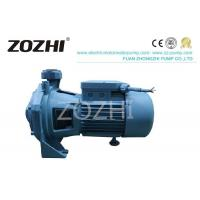"Double Stage Centrifugal Electric Water Suction Pump SCM2-45 0.75KW 1""X1"" Pipe Size Manufactures"