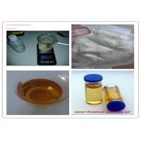 Solution Test 400 Mg / Ml Pharmaceutical Testosterone Bodybuilding Painless Injection Oil Manufactures