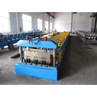 High quality metal deck roll forming machine for decking profiles Manufactures