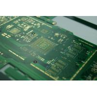 Quality 5 Layer LED Lighting Green Solder Mask Multilayer PCB Boards with 3mil Line Width for sale