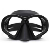 Silicone Tempered Glass and Adjustable Buckles Diving Snorkel Mask Set for Adults Manufactures