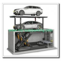 Underground Car Parking System Price/ Four Post Car Lift/Car Lift for Basement/Underground Car Lift Price Manufactures