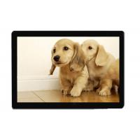 22 Inch Wall Mounted Digital Signage Landscape Lcd Display Support Multi Format Manufactures