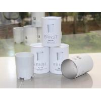 Fashional White Gloss lamination  Paper Cans Packaging with PPLids for Cup and Bowl Packaging Manufactures