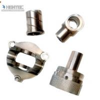 Quality Customized Precision Casting Parts  , Aluminum Connector CNC Precision Machining for sale