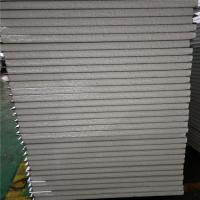 0.326mm steel sheet 50mm insulated eps sandwich panel 11900x1150mm for worker camp Manufactures