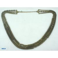 China Bronze OX Fashion Jewelry Antique Bronze Necklace Display Window for Gift OEM on sale