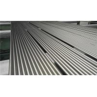 High Pressure Thick Wall Titanium Tube As Anticorrosive Construction Materials Manufactures